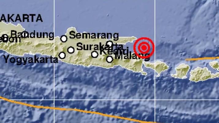 Gempa Jatim Terasa Hingga Bali, IMF-WB Meetings Tetap Jalan
