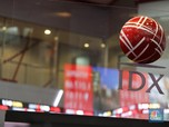 Transaksi Efek Turun, Laba BEI Drop 74%