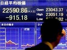 Data Ekonomi Hingga Brexit Bawa Bursa Saham Asia Melemah