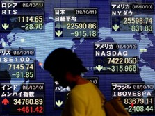 The Fed Bikin 'Kaget', Bursa Saham Asia Berguguran