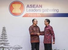 Perang Dagang Semakin Memanas, Bagaimana Siasat ASEAN?