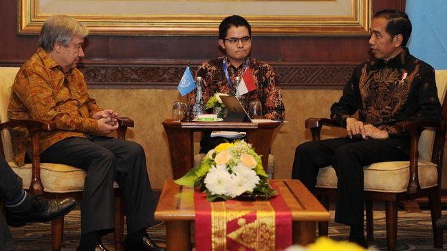 PBB Puji Aksi Pemerintah Jokowi Atasi Bencana Lombok-Palu