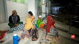 VIDEO: Pasien RS di Situbondo Trauma Gempa Susulan