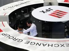 Jelang Libur Paskah, Bursa Jepang Dibuka Naik Tipis