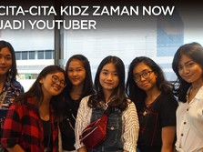 Cita-cita Kidz Zaman Now, Jadi Youtuber!