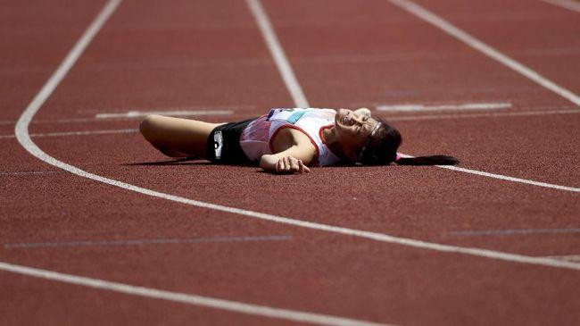 Atlet Asian Para Games Indonesia Cedera Retak Tulang Leher