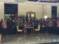 Jokowi: RI dan Singapura Sepakati Swap US$ 10 Miliar