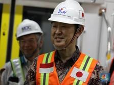 Jika Rupiah Terus Anjlok, Jepang Evaluasi KA Cepat JKT-SUB