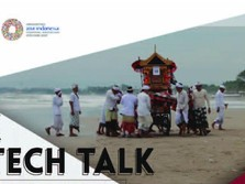 Seminar OJK's FinTech Talk di Bali