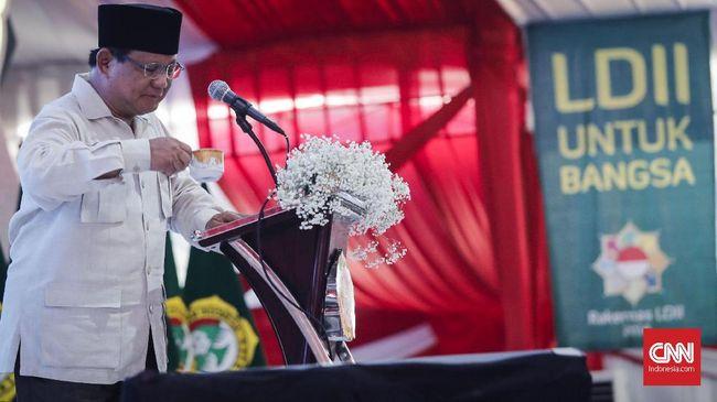 Kubu Jokowi Senang Jika Prabowo Tiru Donald Trump