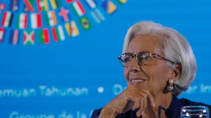 Bos IMF Beri Selamat Sri Mulyani yang Jadi Menkeu Terbaik