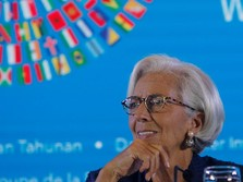 Bos IMF Ingatkan Bahaya Utang