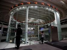 Banjir Sentimen Positif, Bursa Tokyo Ditutup Menguat 0,65%
