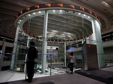 Khawatir AS Masuk Jurang Resesi, Bursa Saham Asia Ambruk