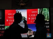 Asing Kembali Lirik Indonesia, IHSG Melejit 0,9%