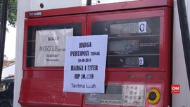 VIDEO: Harga Naik, Warga Bandung Tetap Konsumsi Pertamax
