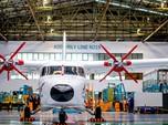 Ekspansif di Industri Aviasi, RI Bangun Pabrik Pesawat!