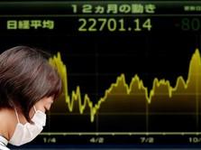Ekonomi AS Berpotensi Melambat, Bursa Tokyo Turun 0,53%