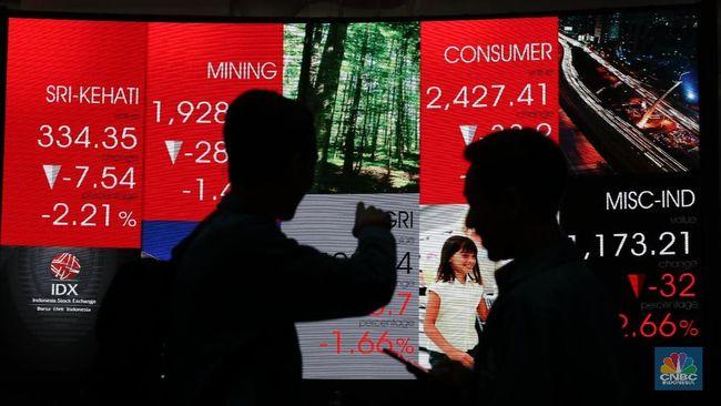 strategi pengambilan saham untuk perdagangan hari