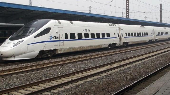 Tembus 13 Terowongan, Kereta Cepat Rp 83 T Diklaim Sudah 44%