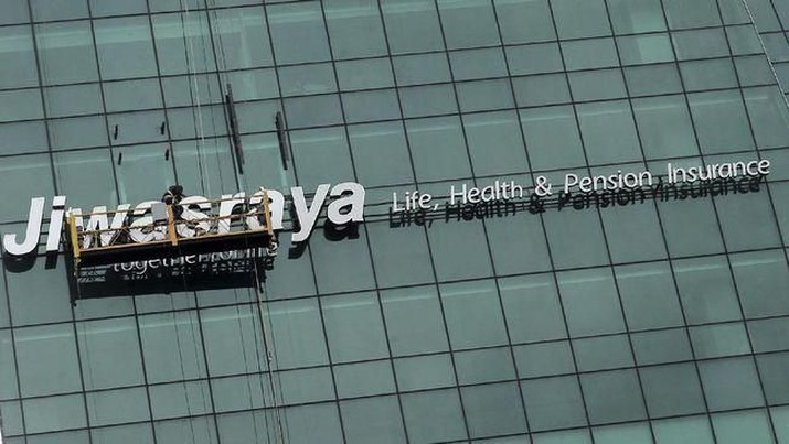 Asuransi Jiwasraya (Detikcom/Ari Saputra)