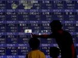 Asa Damai Dagang Membuncah, Bursa Saham China Menghijau