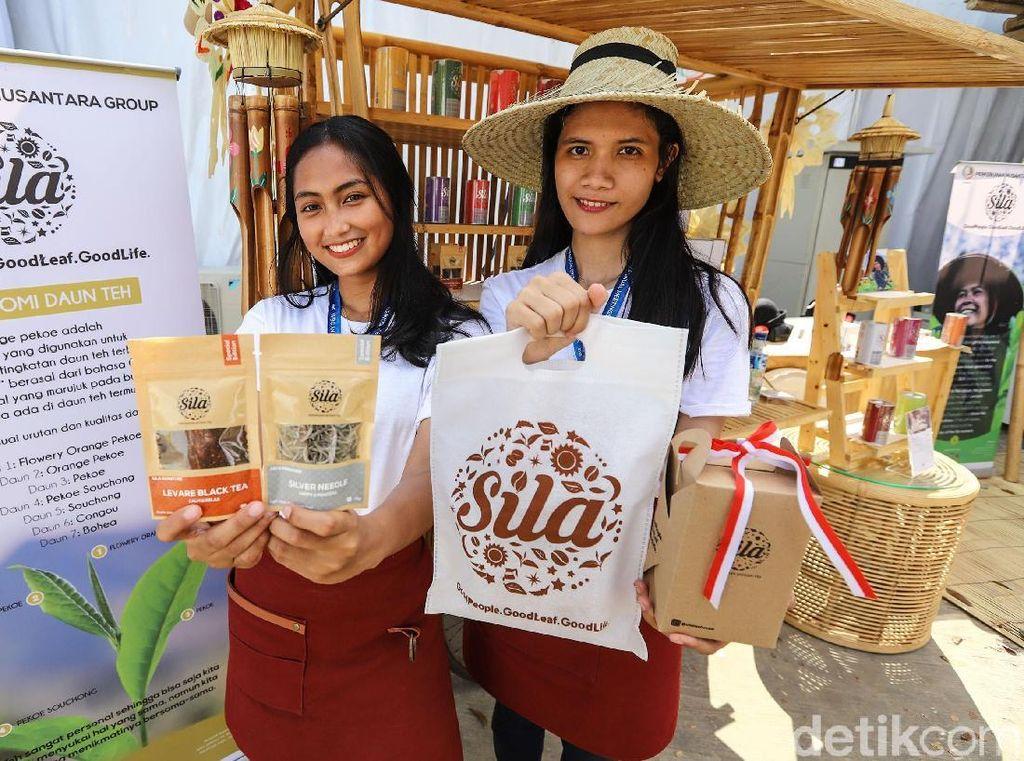 Holding Perkebunan Nusantara (PTPN Group) ikut tampil di Indonesia Pavilion dalam ajang IMF-World Bank Annual Meeting di Nusa Dua Bali. Ia pun memamerkan produk teh berkualitas asli Indonesia.