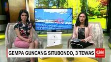 Gempa Guncang Jawa Timur 3 Orang Dikabarkan Tewas