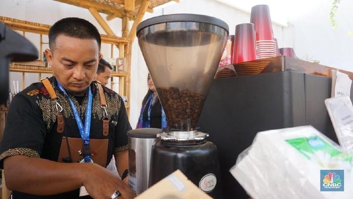 IMF-WB Annual Meetings, A Stepping Stone for RI's Coffee, Tea