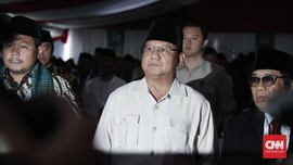 Prabowo Bantah 'Make Indonesia Great Again' Hasil Jiplak