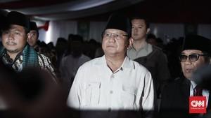 Berkunjung ke Malaysia, Prabowo Temui Anwar Ibrahim