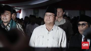 Janji Prabowo: Kuasai SDA, Gaji TNI-Polri Naik