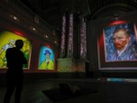 Menikmati Karya Van Gogh dengan Sensasi 3D dan 360 Derajat