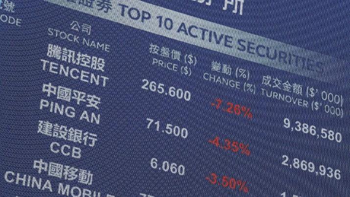 Perundingan AS-China Tak Positif, Bursa Saham Asia Melemah