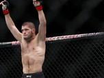 Kandaskan McGregor, Uang Khabib Rp 30 M Masih Ditahan