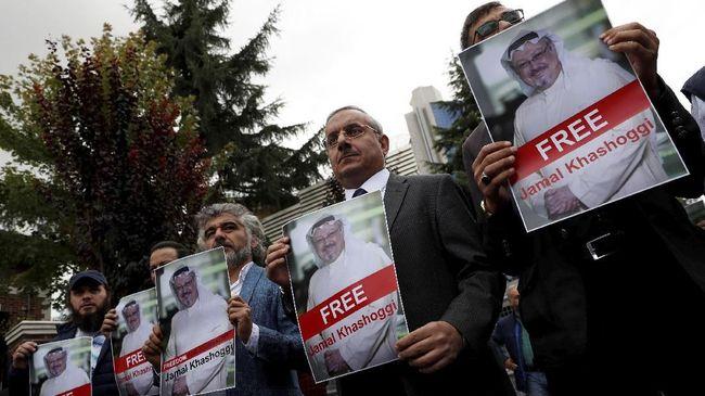 Turki Punya Bukti Wartawan Saudi yang Hilang Telah Dibunuh