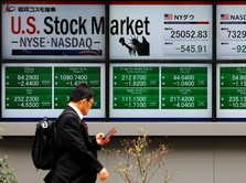 Optimis AS-China Damai, Bursa Tokyo Dibuka Menguat