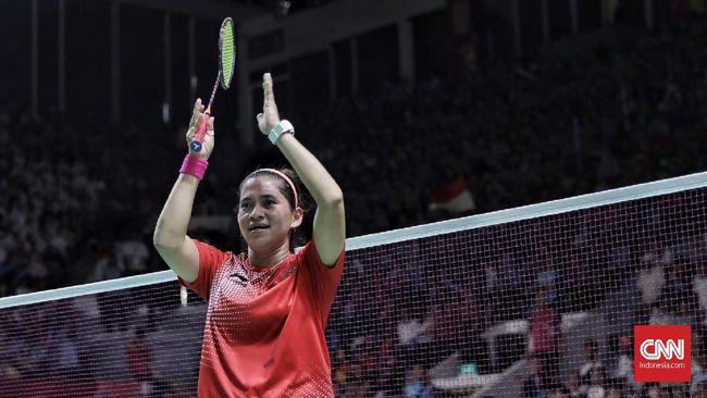 Leani Ratri Raih Gelar Para Badminton Putri Terbaik BWF 2019
