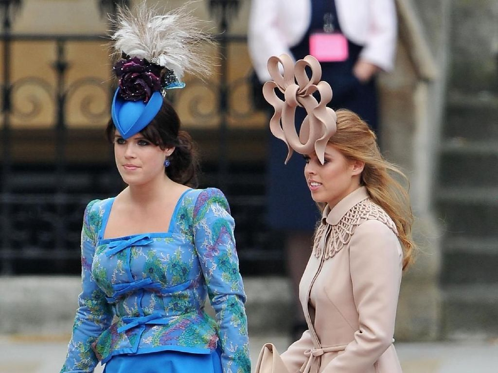 Nikah Hari Ini, Lihat Lagi Gaya Putri Eugenie yang Dobrak Aturan Istana