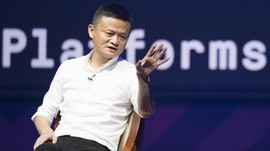 Besok Jack Ma Resmi Undur Diri dari Alibaba