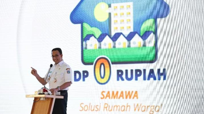 Gubernur DKI Anies Baswedan menegaskan masih akan menggratiskan PBB walaupun ada revisi Peraturan Gubernur Nomor 38 Tahun 2019.