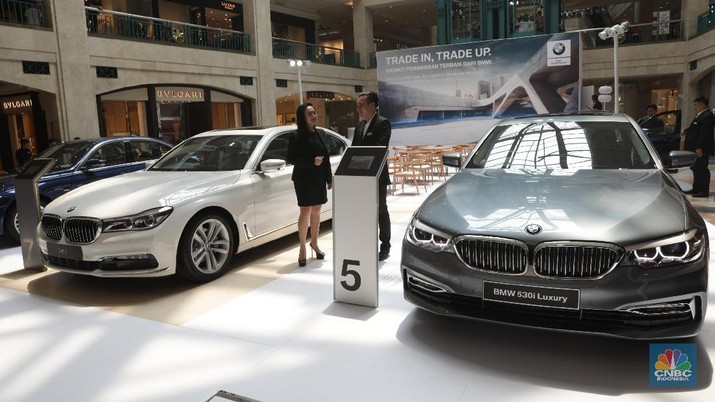 BMW: Milenial RI Semakin Banyak Berburu Mobil Mewah