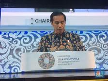 Penjelasan Lengkap Jokowi soal Polemik Pidato Game of Thrones