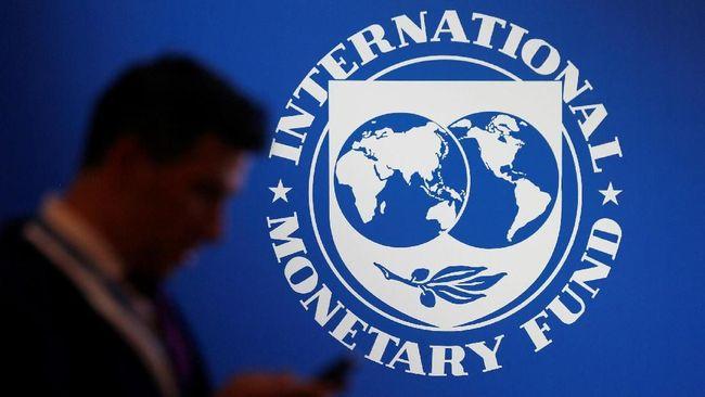 IMF Pangkas Proyeksi Pertumbuhan Ekonomi Global 2019 dan 2020