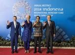 IMF: Perang Dagang Bisa Pangkas PDB Global Sampai 1%