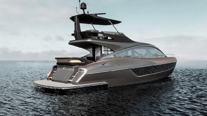 Lexus LY 650 yacht (Ist/Lexus/Marquis Larson)