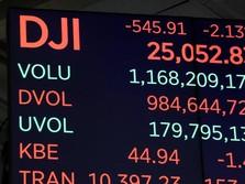 Aksi Ambil Untung Menerpa, Dow Futures Melemah 168 Poin