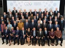Kekhawatiran Negara Anggota G-20 Mulai Jadi Kenyataan