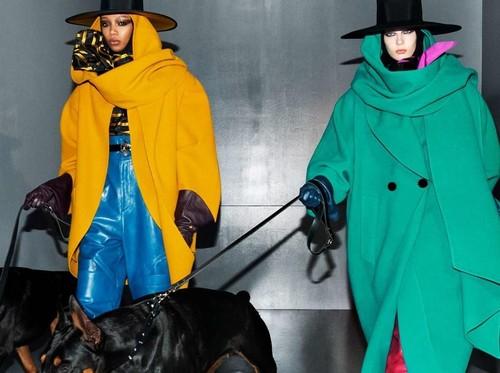 Marc Jacobs Tampilkan Model Pakai Hijab di Iklan Terbarunya
