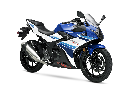 Suzuki Indonesia Belum Berani Lawan Yamaha R25 Cs